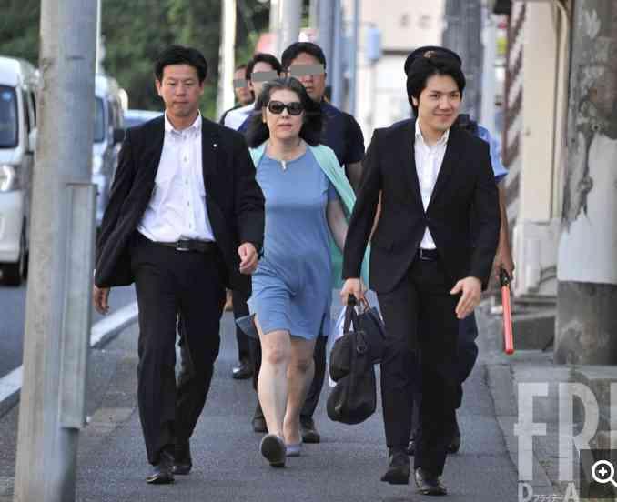 宮内庁長官「必要なお支えしていく」眞子さまと小室圭さん