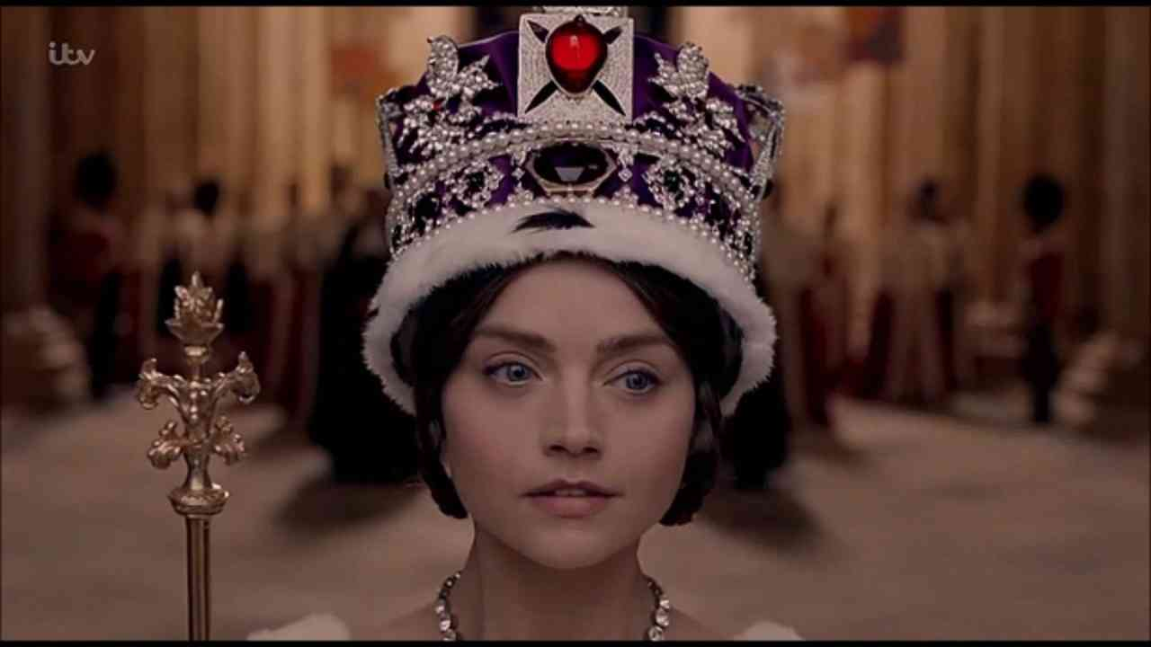 Victoria Coronation (빅토리아 대관식) - YouTube