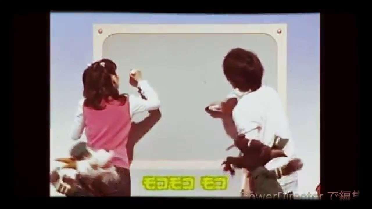 [放送事故]スプー絵描き歌❗はいだしょうこ姉さん❗伝説の絵描き歌❗ - YouTube