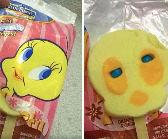 これもある意味食品偽装?見た目と中身がだいぶ違う23の海外食品 : カラパイア