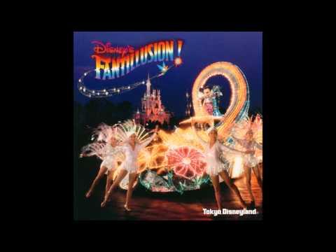ディズニー・ファンティリュージョン! アンダーライナーミックス Disney's Fantillusion! Underliner Mix - YouTube