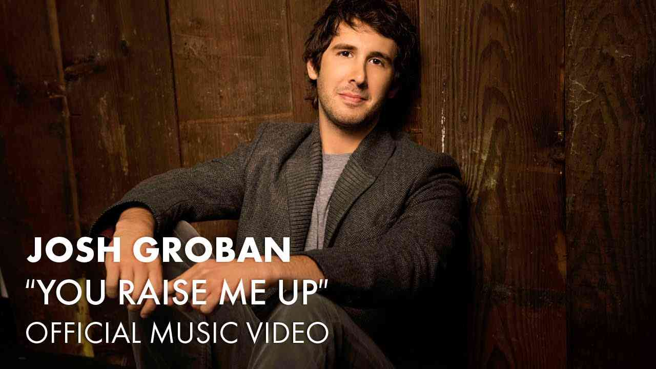 Josh Groban - You Raise Me Up (Official Music Video) - YouTube