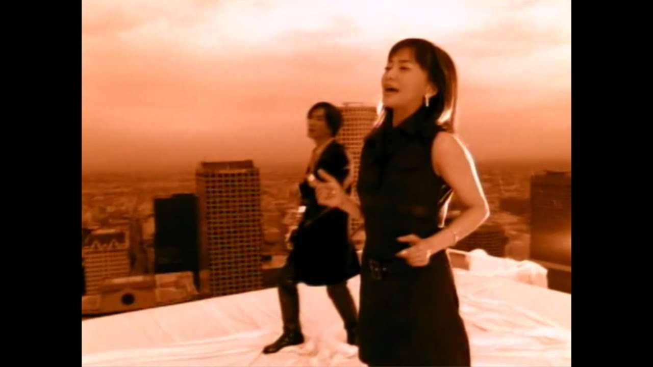 華原朋美 - I'm proud PV(original full version) - YouTube