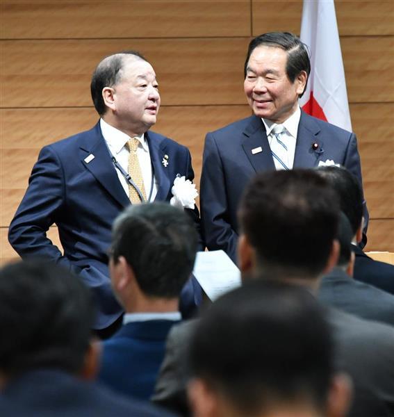 日韓・韓日議連が共同声明 日韓合意履行求める文言なし 外国人地方参政権付与は明記 - 産経ニュース