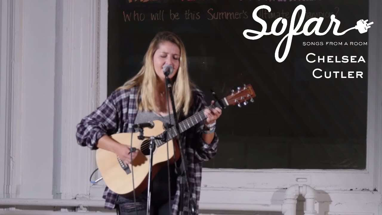 Chelsea Cutler - Your Shirt   Sofar NYC - YouTube