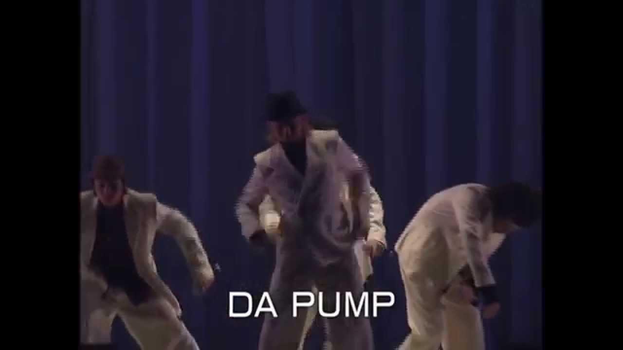"DA PUMP sings ""Yozora"" - YouTube"