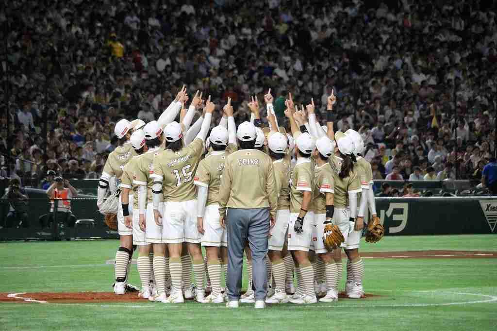 【実況・感想】世界ソフトボール大会 準決勝