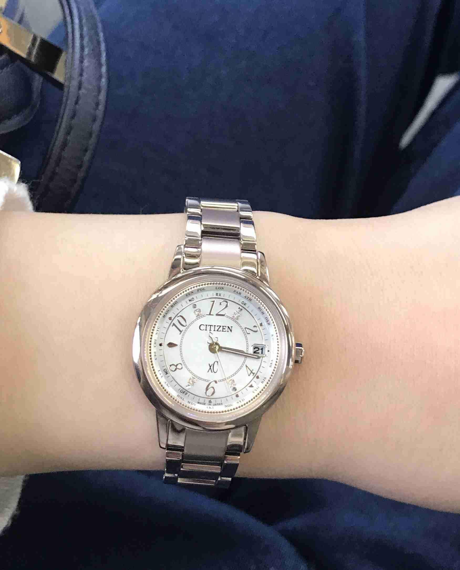 国産メーカーの腕時計が好きな人!