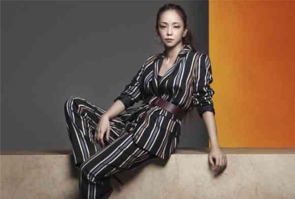 安室奈美恵×H&Mのコラボ第2弾コレクションを公開! 秋物をシックに着こなす安室ちゃんが尊い… | Pouch[ポーチ]