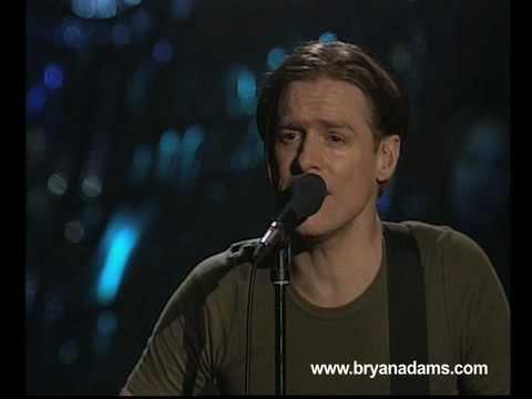 Bryan Adams - Heaven - Acoustic Live - YouTube