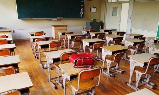 朝礼後校舎内で女児にわいせつ行為、教員を逮捕