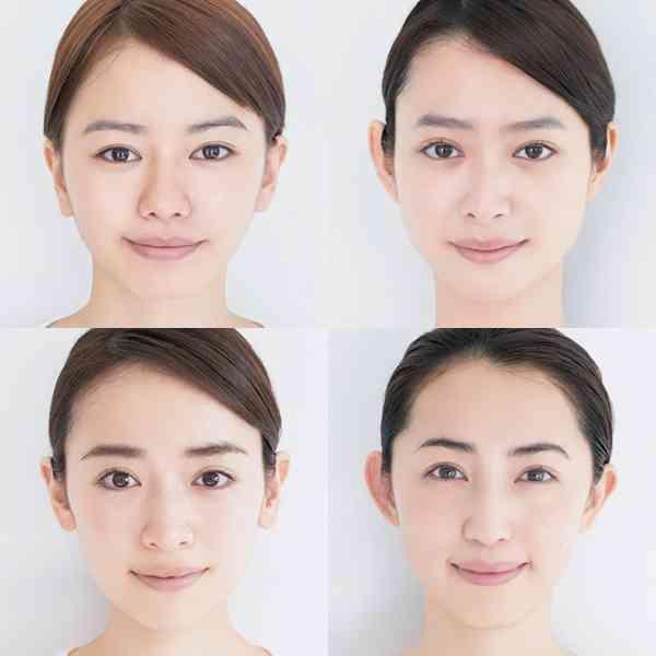あなたはどれに当てはまる?「顔タイプ診断」 | 美的.com