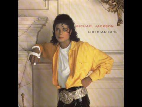 Michael Jackson - Liberian Girl - YouTube