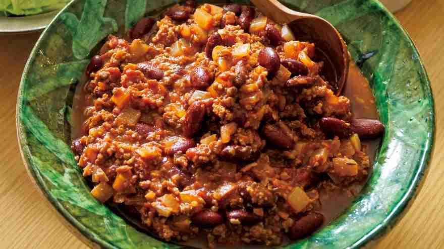 チリコンカン レシピ 栗原 はるみさん|【みんなのきょうの料理】おいしいレシピや献立を探そう