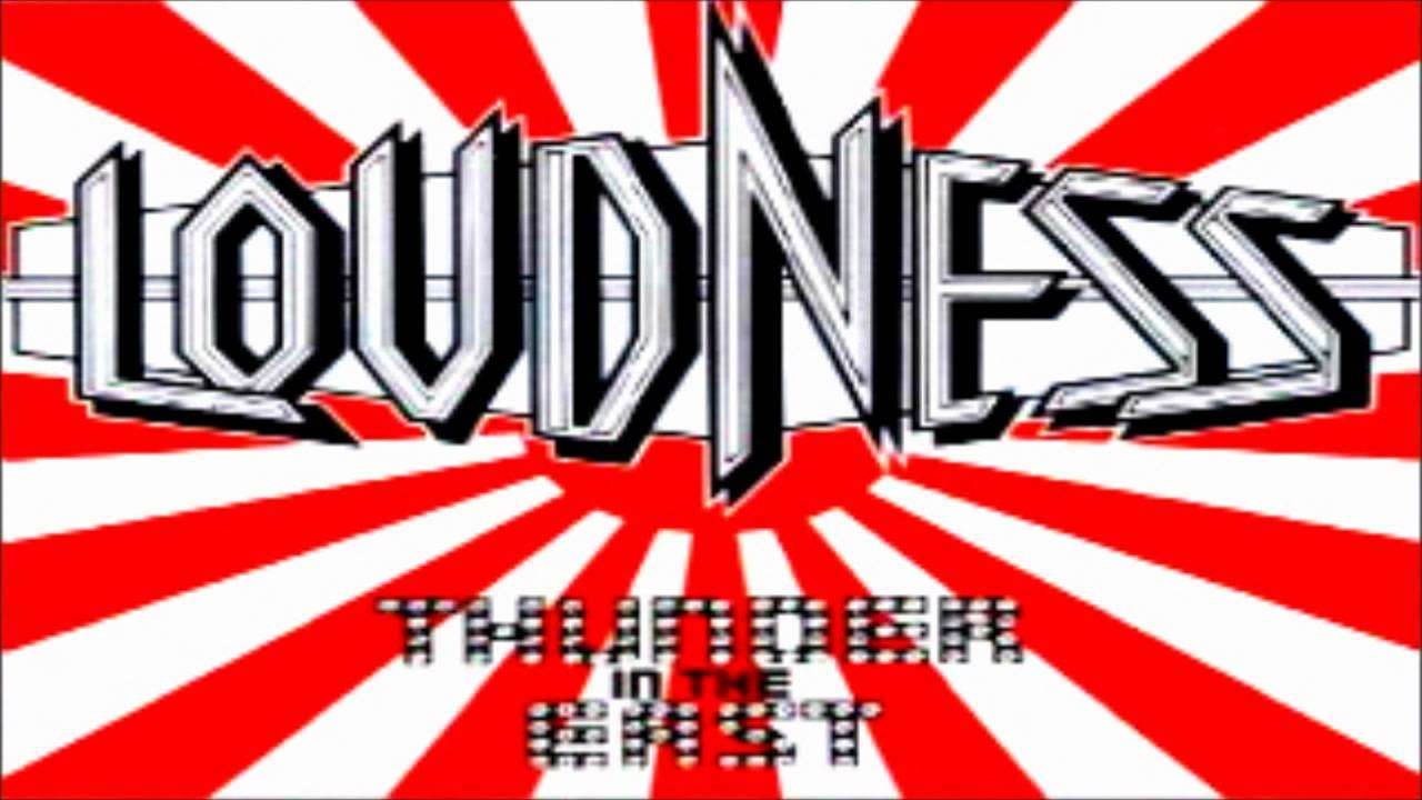 Loudness - Like Hell HQ - YouTube
