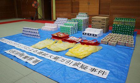 転売用に医薬品大量万引き、韓国人旅行客2人逮捕 大阪府警