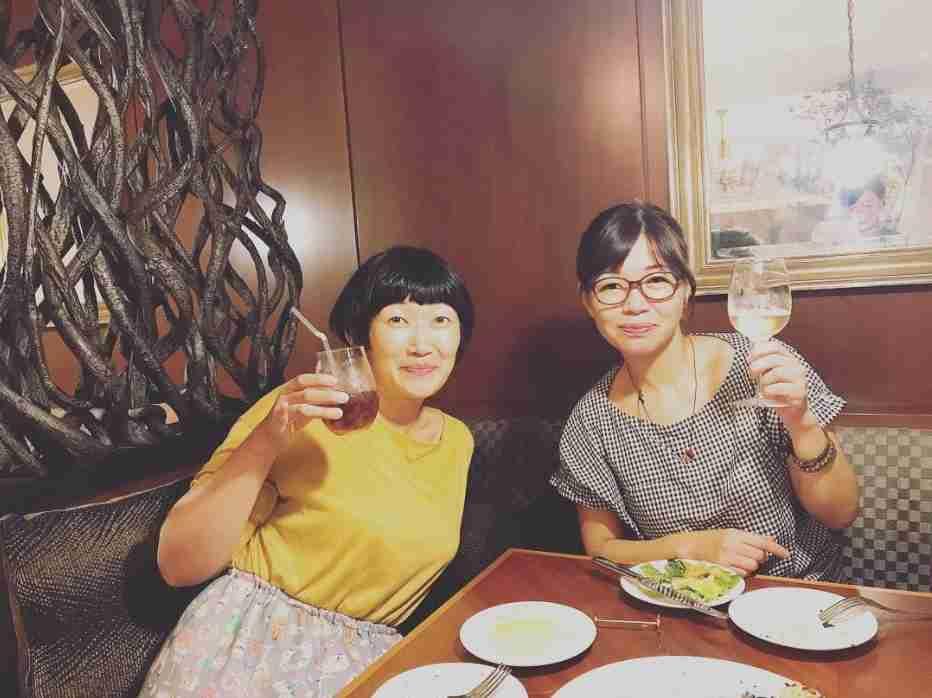 大久保佳代子&川村エミコ 2ショットに「ステキ大人女子」の声