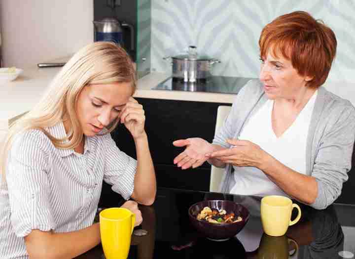 義理母の「きちんと食べてるの?」への正しい答え方