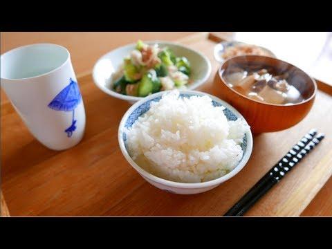 日々の料理 シーチキンきゅうり - YouTube