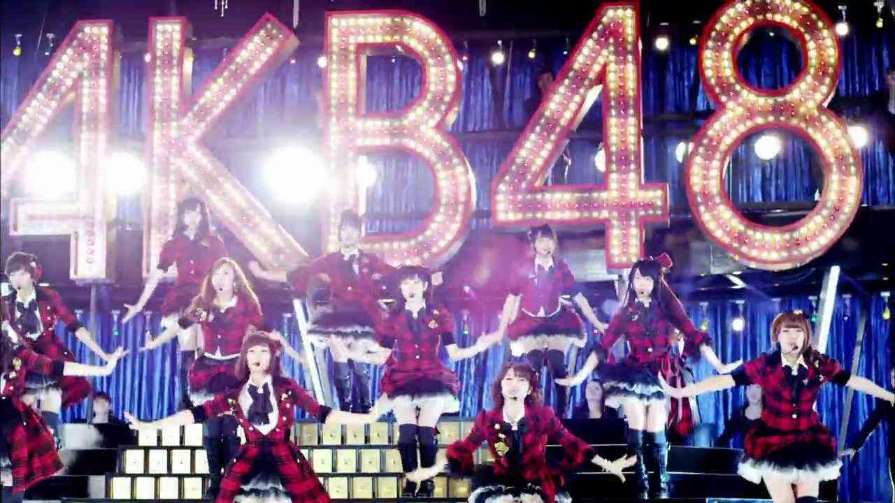 「重力シンパシー」MV / AKB48[公式] - YouTube