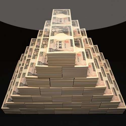 """日本、25年連続で """"世界一お金持ちの国""""に"""