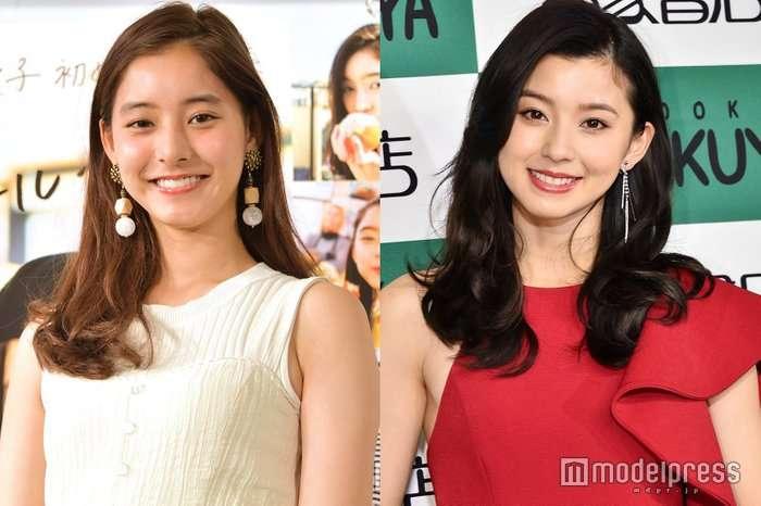 新木優子&朝比奈彩「よく似てるねって言われる」2ショットに「美人双子」「小顔すぎる」と羨望の声 - モデルプレス