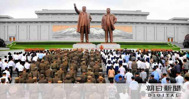北朝鮮で日本人男性拘束、スパイ容疑か 政府は情報収集:朝日新聞デジタル