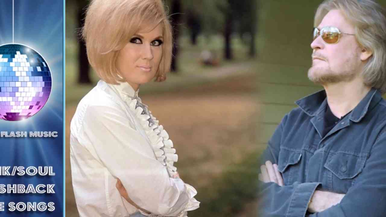 DUSTY SPRINGFIELD And DARYL HALL - Wherever Would I Be - YouTube