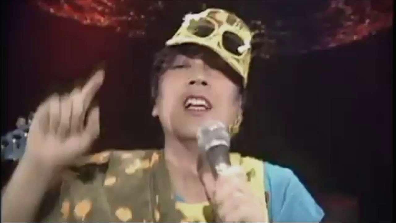 沢田研二 晴れのちBLUE BOY - YouTube
