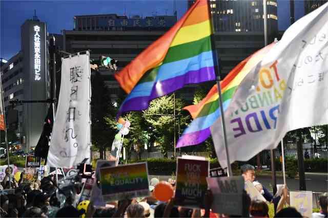 LGBT「生産性がない」発言の杉田議員に自民が指導、早期離党求める声も : スポーツ報知