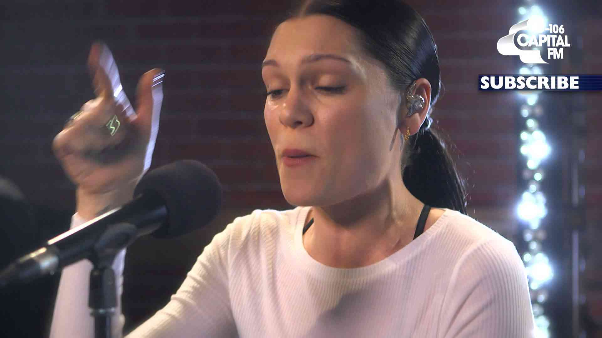 Jessie J - Price Tag (Capital Live Session) - YouTube