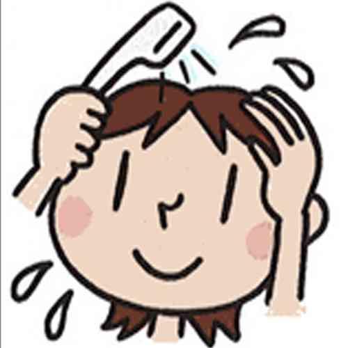 自宅でも出来る効果的なヘアケア