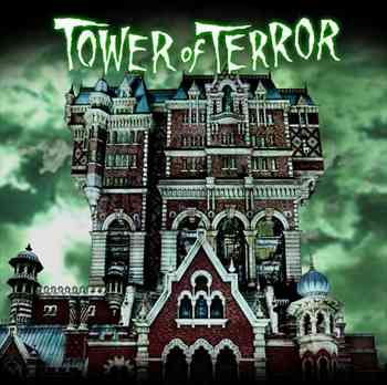 """東京ディズニーシーの「タワー・オブ・テラー」恐怖UP、今年も落下回数増の""""Level 13""""実施中"""