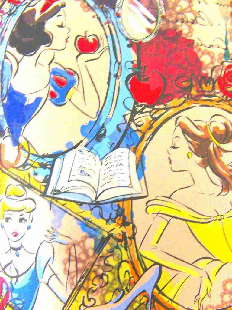 ディズニー プリンセスの画像を貼るトピ ガールズちゃんねる