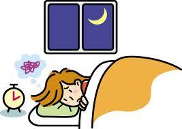 眠れない時の過ごし方