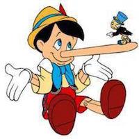この人、嘘ついてるんだろうなーって思う瞬間エピソード教えてください。