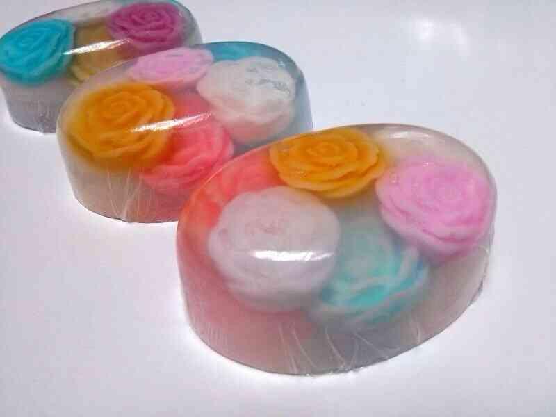 可愛い石鹸の画像を貼るトピ
