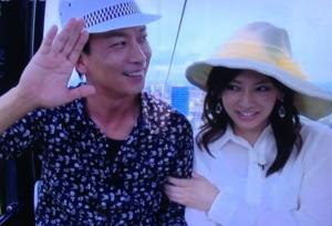 北川景子とDAIGO、六本木の書店でハグをしまくり首筋にキス