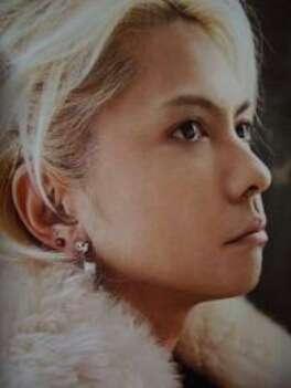横顔が綺麗な有名人の画像