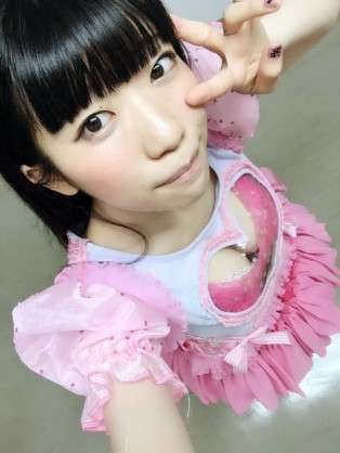 AKB総選挙「にゃんにゃん仮面」の写真を電撃入手