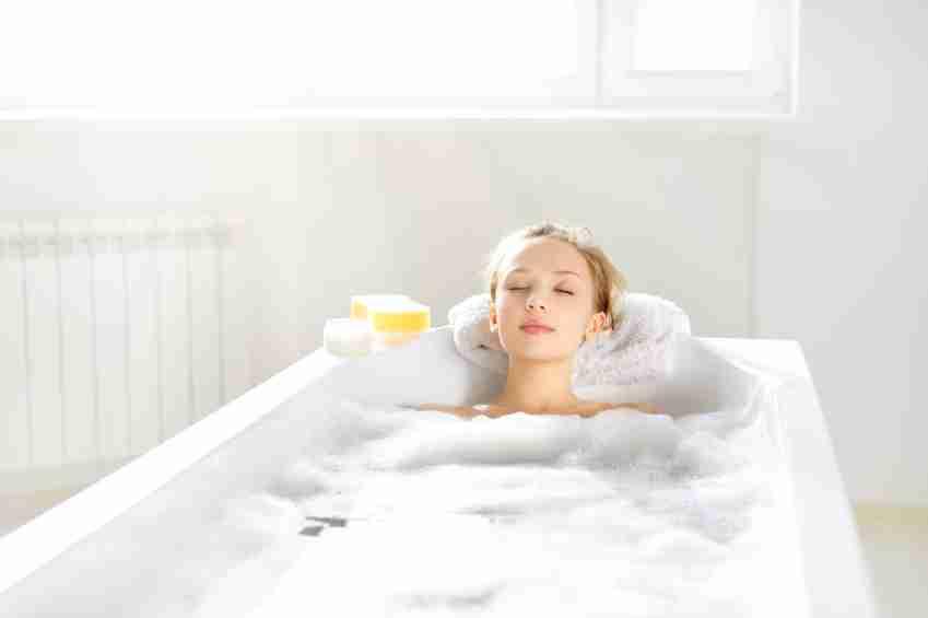 お風呂入る時、洗うのが先ですか?浸かるのが先ですか?