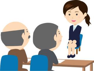 就活の面接での採用 or 不採用フラグ