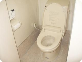 トイレを流す時手で押しますか?足で押しますか?