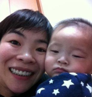 山田花子、第2子男児を帝王切開で出産「すでにイケメンになりそう」
