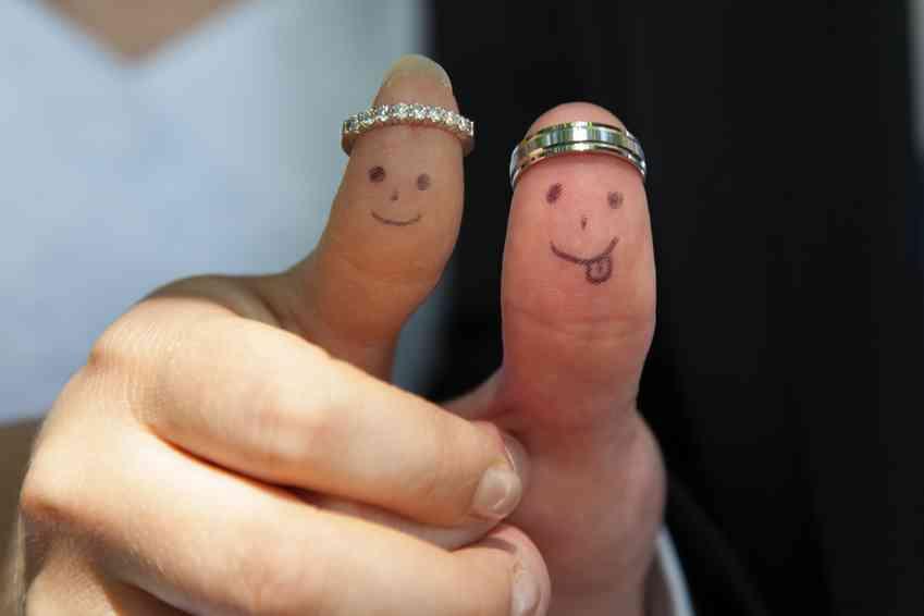家事、お風呂、睡眠時は結婚指輪外しますか?