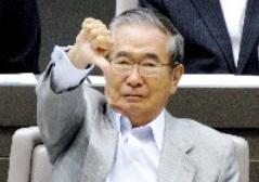 石原慎太郎元知事、都の調査協力を拒否 豊洲市場問題