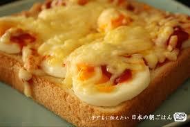 おすすめの簡単トーストレシピ