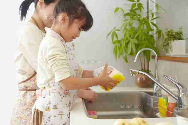 女の子には家事を手伝わせますか?