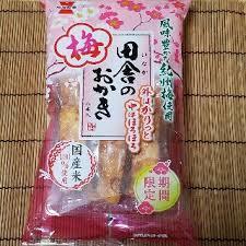 梅味のお菓子