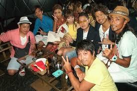 圧倒的ハーレム!志村けん、67歳の誕生日に橋本マナミ、森下悠里ら美女軍団に囲まれる